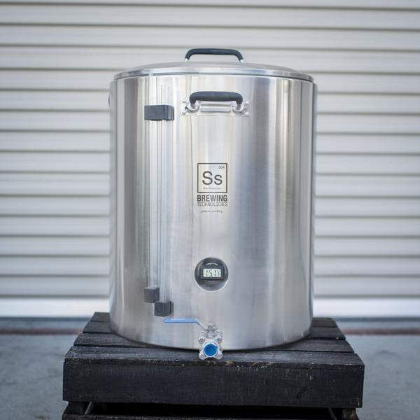 Ss Brewtech Stainless Steel Mash Tun 20 Gallon Northern Brewer