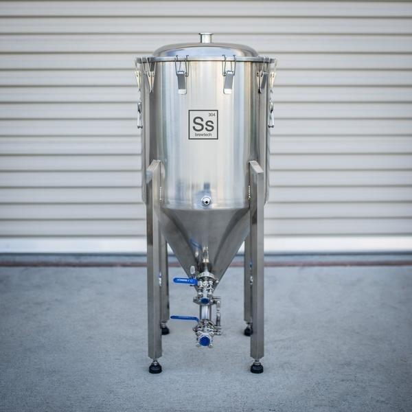 The 14-gallon Ss Brewtech Chronical Fermenter