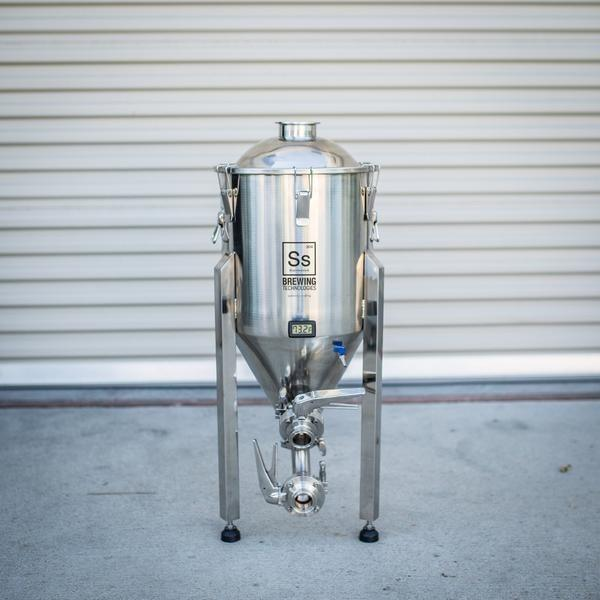 The 7-gallon Ss Brewtech Brewmaster Chronical Fermenter