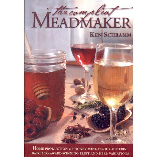 The Compleat Meadmaker Book