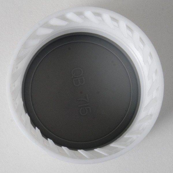 28 mm Screw Cap for PET Bottles - 24 count