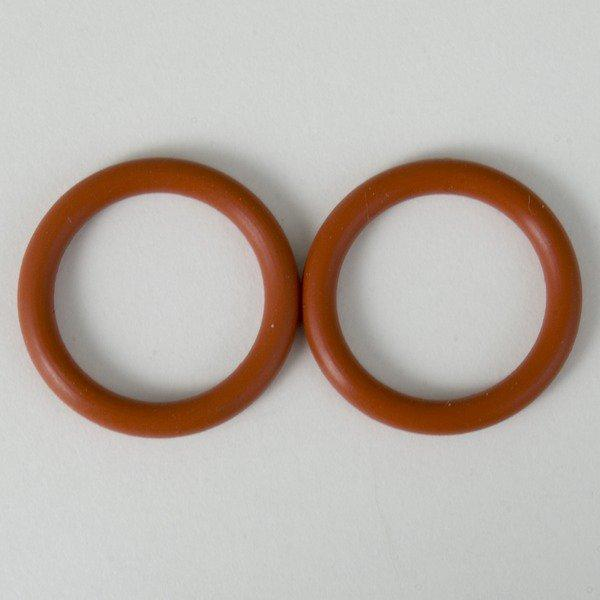 Weldless Kettle Bulkhead O-Ring Set