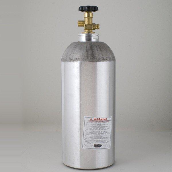 10-pound empty CO2 Cylinder
