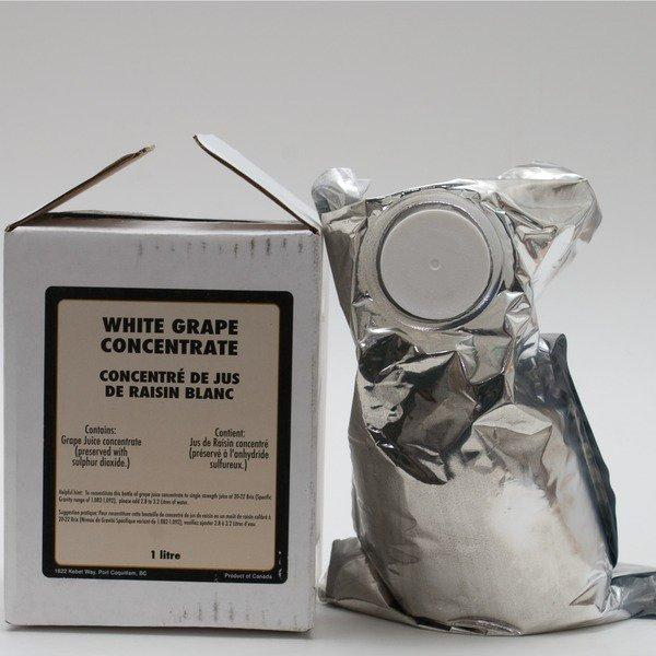 White Grape Concentrate - 1 Litre