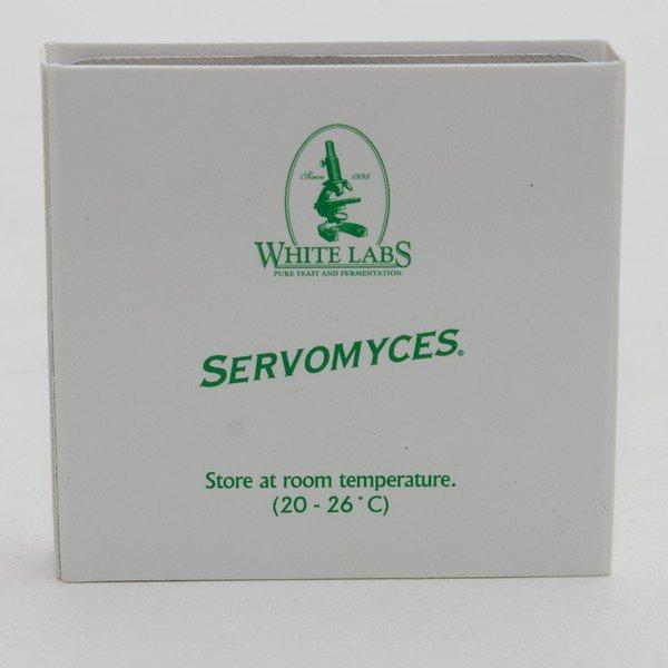White Labs Servomyces Yeast Nutrient in its pack