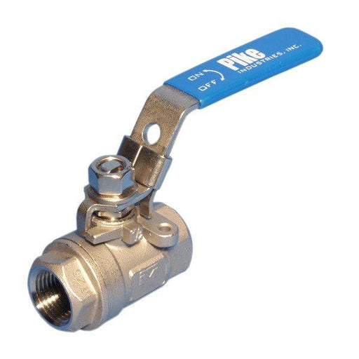 Ball Valve Stainless 1/2""