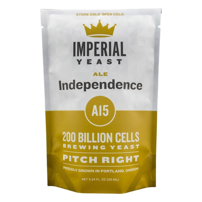 Pouch of Imperial Yeast A15 Independence