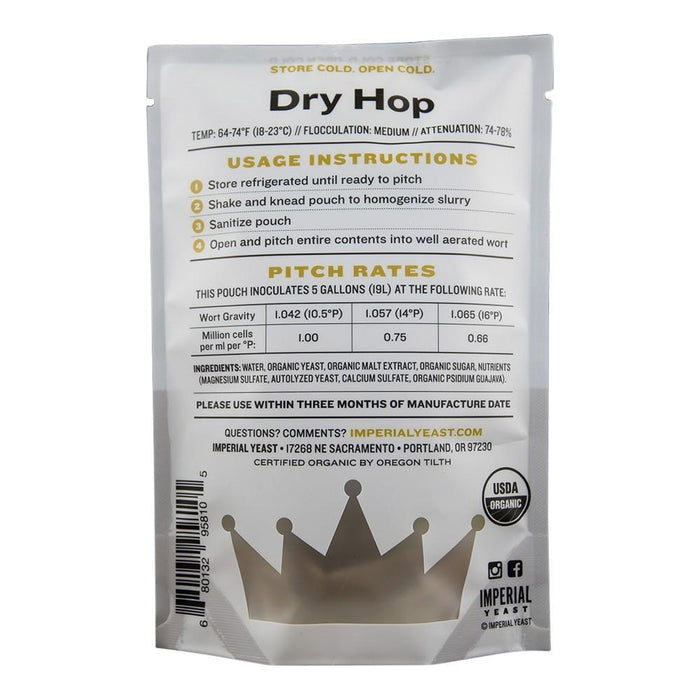Imperial Yeast A24 Dry Hop
