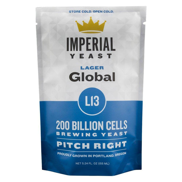 Imperial Yeast L13 Global pouch