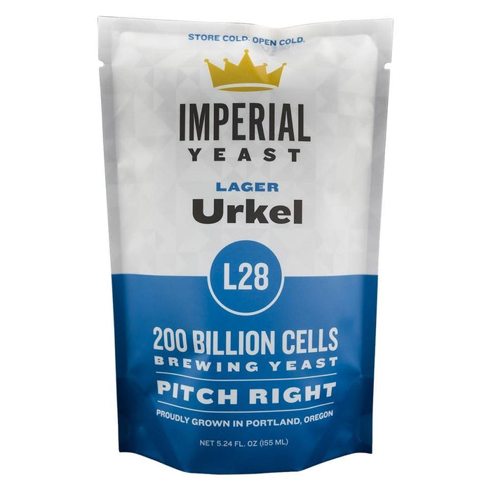 Pouch of Imperial Yeast L28 Urkel