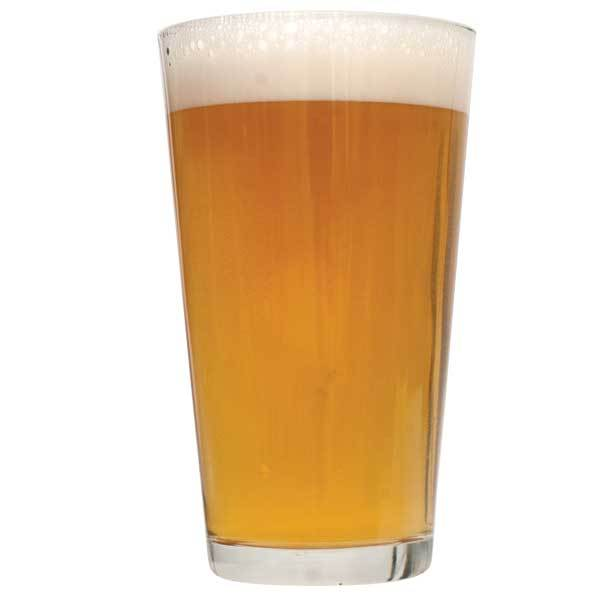 ZoominPale ale in a glass