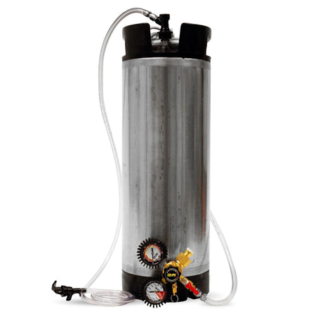 Home Brew Keg System w/ Reconditioned Cornelius (Corny) Ball Lock Keg