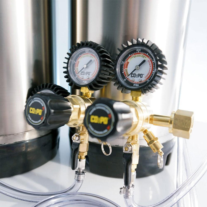 Draft Brewer® Flex Keg System close up