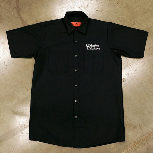 Master Vintner Work Shirt