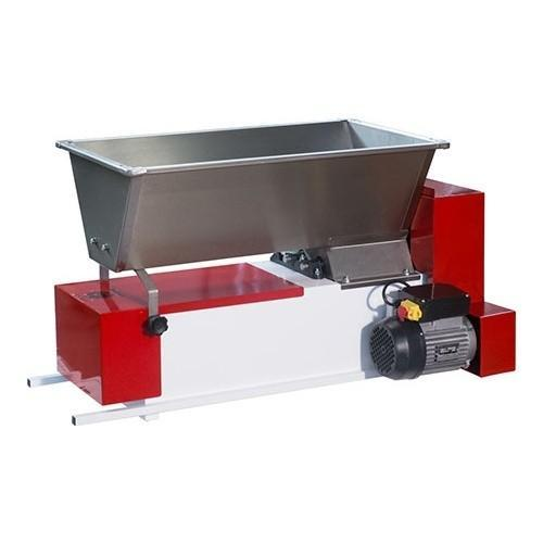 (Enoitalia) Adjustable Painted Motorized Crusher/Destemmer