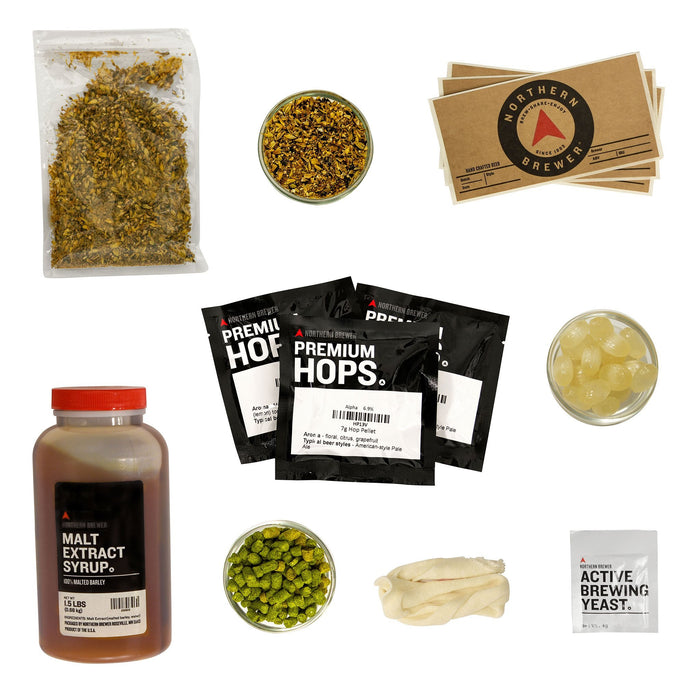 Kama Citra Recipe Kit - Fresh Ingredients