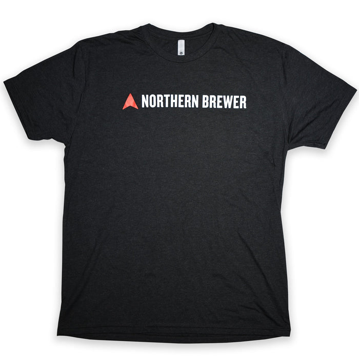 Northern Brewer Short-Sleeve Black T-Shirt