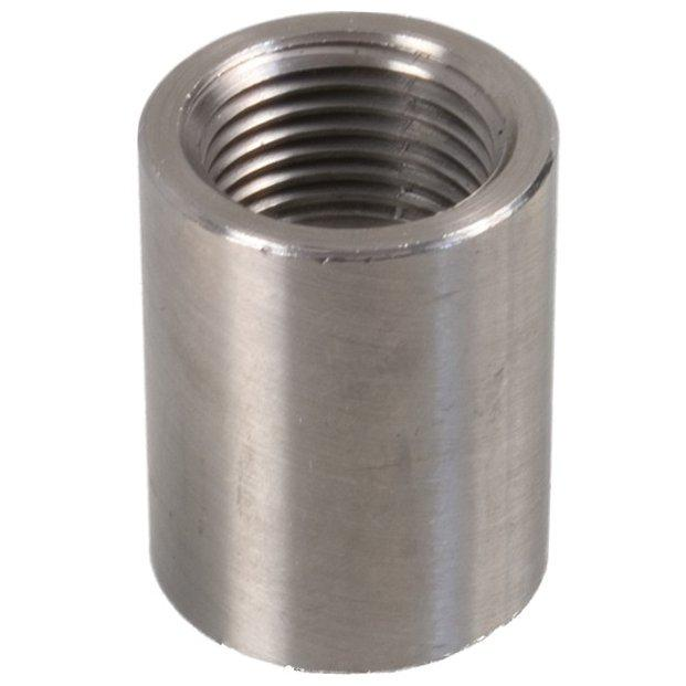 Coupling 304 Stainless 1/2""