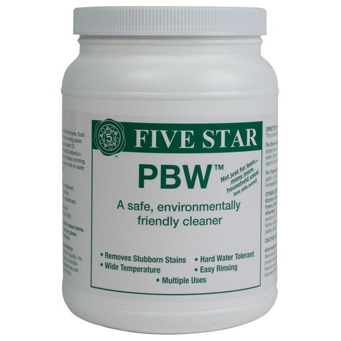 4 Lb PBW by Five Star