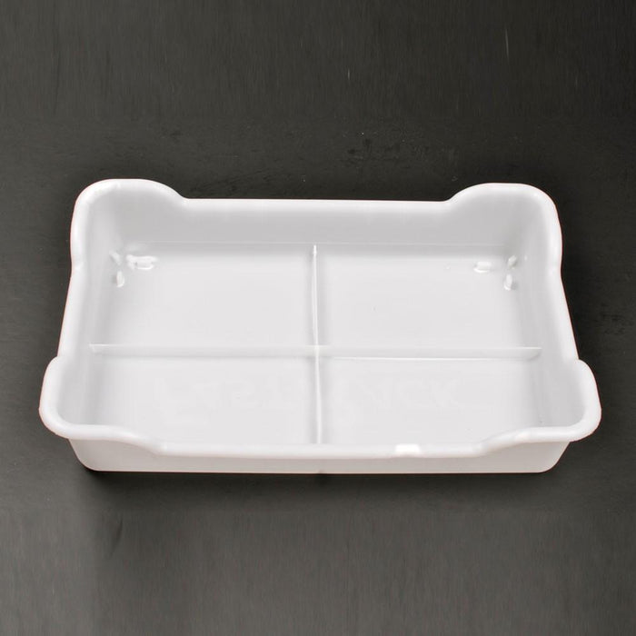 An empty FastRack Tray
