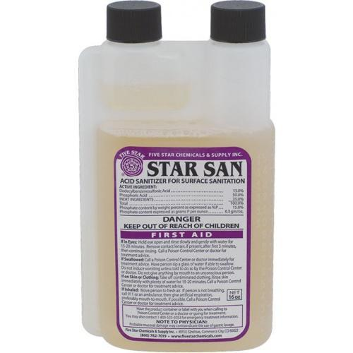 16 oz. Star San by Five Star