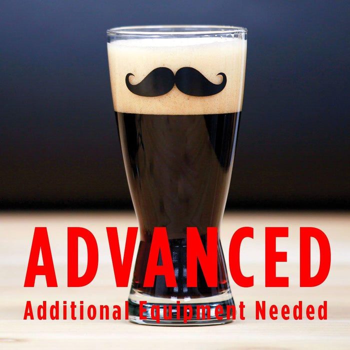 Mustache Envy Belgian Stout Limited Edition All-Grain Kit