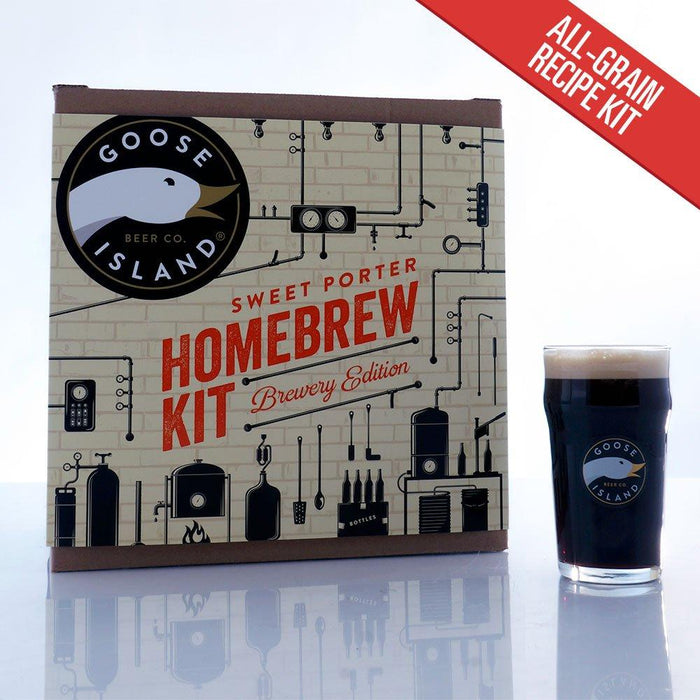 Goose Island Sweet Porter Brewery Edition All Grain Recipe Kit