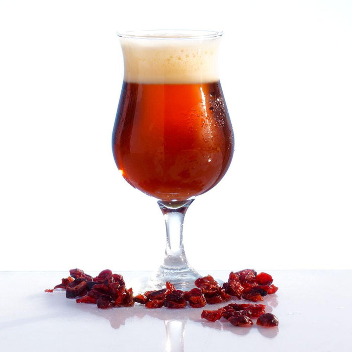 Cranberry Clamor Gruit All Grain Beer Recipe Kit