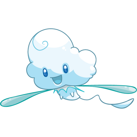 Puffle Pouch Creature