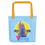 Vacay Resort Tote bag