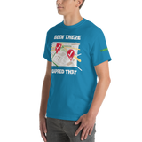 'Been There, Capped That' Short Sleeve T-Shirt