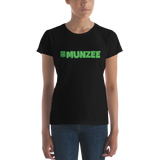 Munzee Logo Women's short sleeve t-shirt
