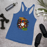Bash from the Past! Women's Racerback Tank
