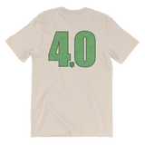 Munzee 4.0 Athletic Dept. Short-Sleeve Unisex T-Shirt