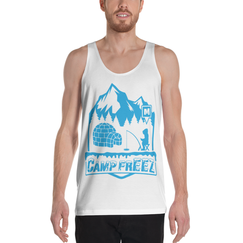 Camp FrEEZ Unisex Tank Top