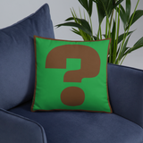 Earth Mystery Pin Pillow