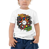 Bash from the Past! Toddler Short Sleeve Tee