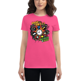Bash from the Past! Women's short sleeve t-shirt