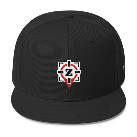 ZeeOps Icon and Logo Snapback
