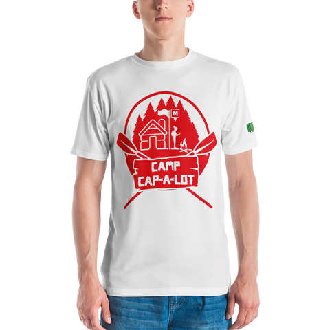Camp Cap-A-Lot Men's T-shirt
