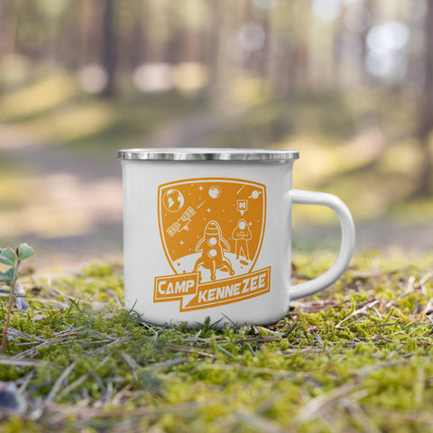 Camp KenneZEE Enamel Mug