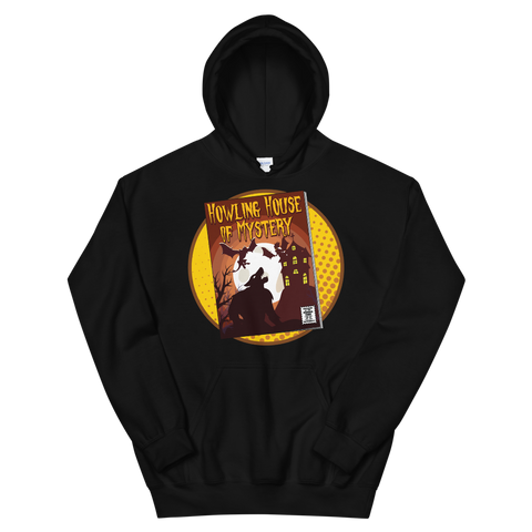 Howling House of Mystery Unisex Hoodie