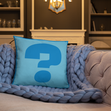 Ice Mystery Pin Pillow