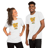 Mitmegu Short-Sleeve Unisex T-Shirt