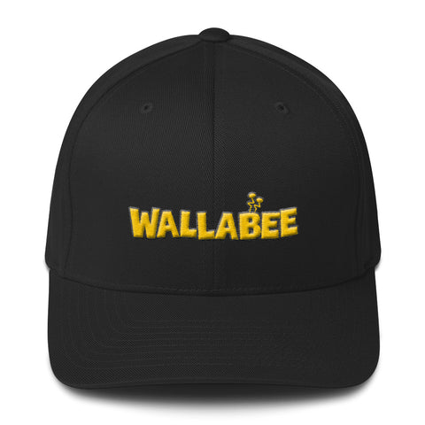 WallaBee Flexfit Hat