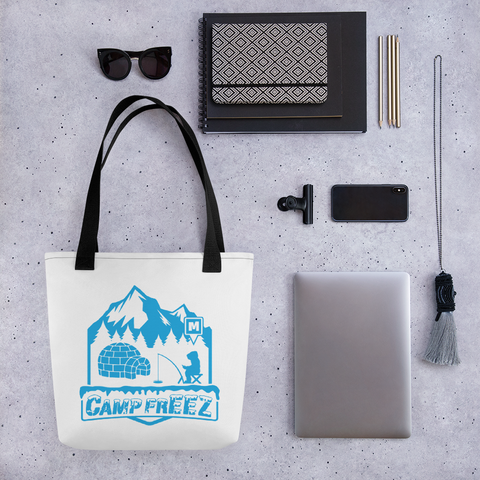 Camp FrEEZ Tote bag
