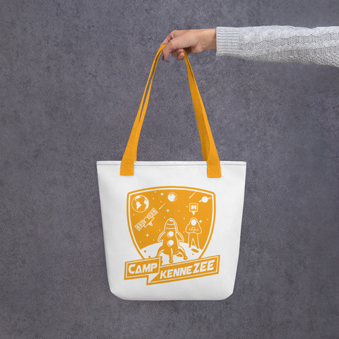 Camp KenneZEE Tote bag
