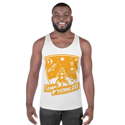 Camp KenneZEE Unisex Tank Top
