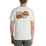 ZeeQRew Short-Sleeve Unisex T-Shirt