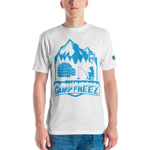 Camp FrEEZ Men's T-shirt